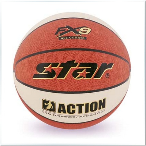 Action BB5216-25 Basketball Ball