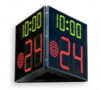 Favero FS-24s-3 24 Second Shot Clock Panels for Basketball
