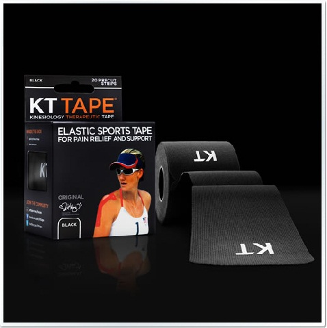 KT TAPE Original Black
