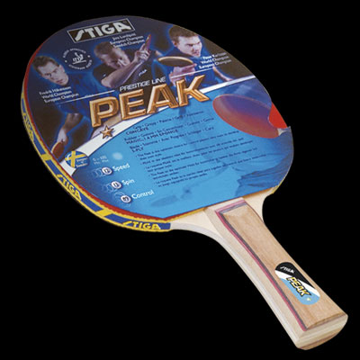 Stiga Peak 1-star Hobby Bat