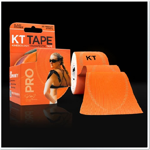 KT TAPE Pro Blaze Orange
